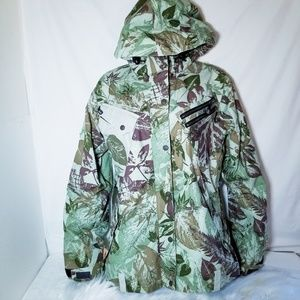Snowboard Ski Jacket Fatigue Project Coat Sz M